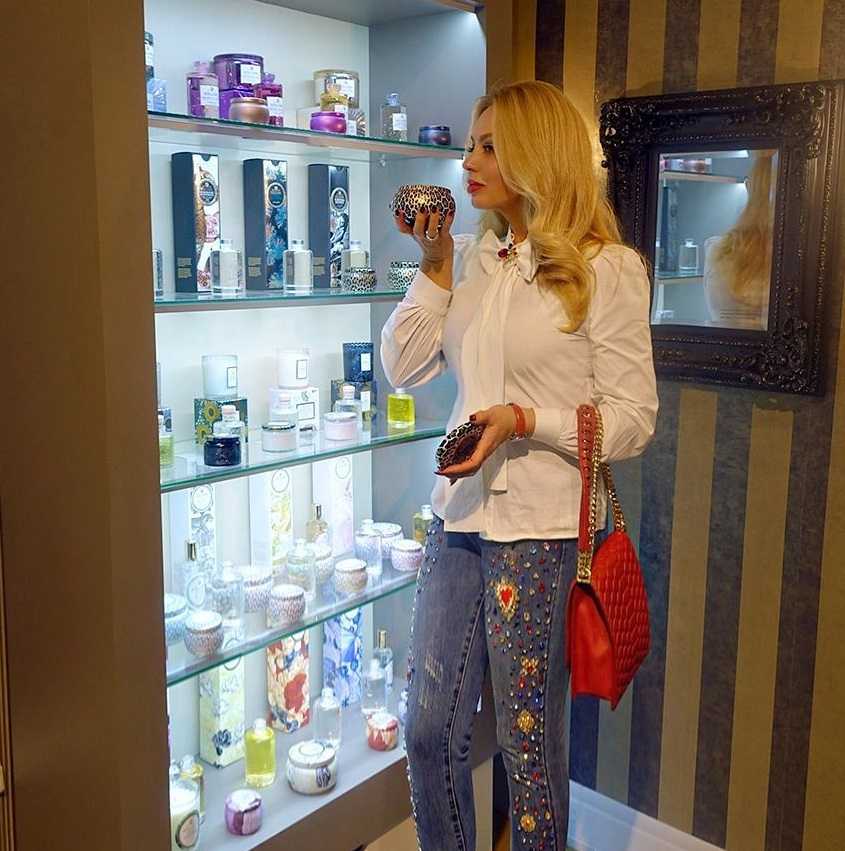 Открытие @alster_parfums!!!